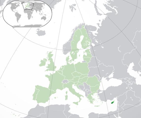 Cypern i Europa