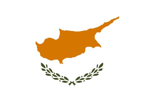 Cypern Flagga